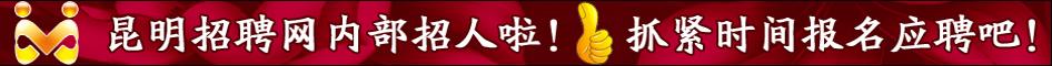 昆明招聘网-www.kmzp.com